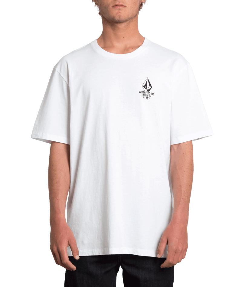 VOLCOM MIKE GIANT FA HOMME | Tee Shirt